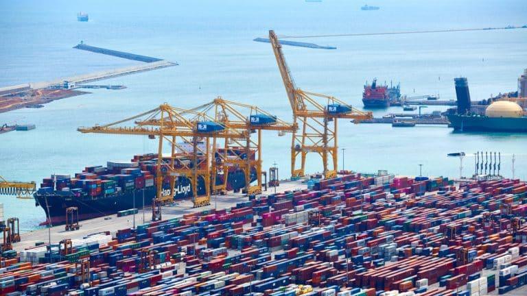 Top 15 des plus grands ports du monde