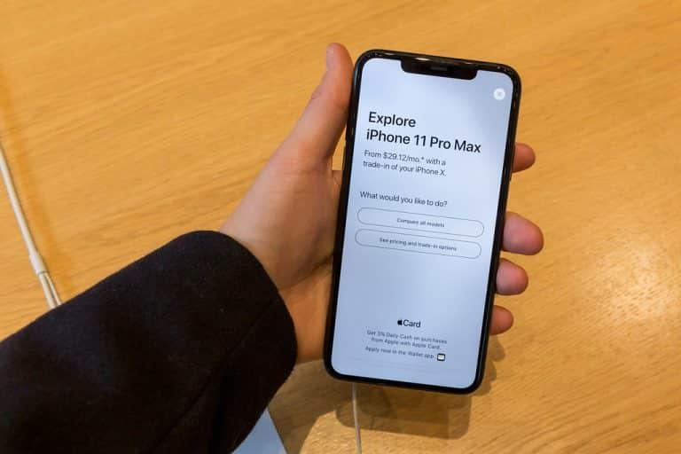 Comment éteindre un iPhone11
