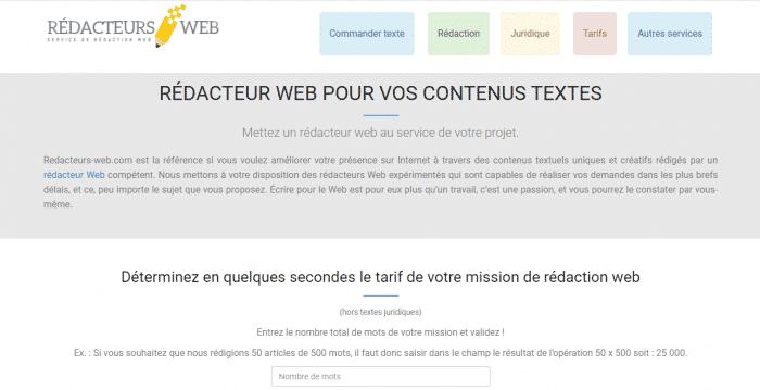Redacteurs-web